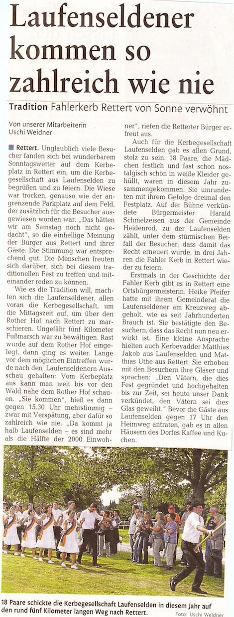 Rhein-Lahn-Zeitung Laufenseldener kommen so zahlreich wie nie